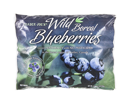 Image result for trader joe's wild blueberries